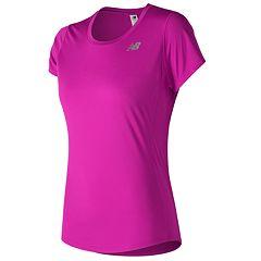 Women's New Balance Accelerate Short Sleeve Tee