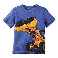 Baby Boy Carter's Short Sleeve Bold Graphic Tee