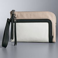 Simply Vera Vera Wang Pierce Wristlet