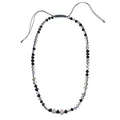 Simply Vera Vera Wang Long Beaded Lariat Necklace