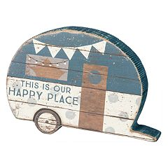 'Happy Place' Table Decor