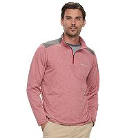 Big & Tall Columbia Tryon Creek Classic-Fit Quarter-Zip Pullover