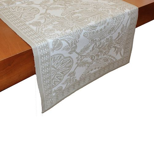 Vintage House by Park B. Smith Maya Table Runner - 72""