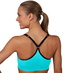 Jockey Sport Bras: Seamless Molded Medium-Impact Sports Bra 8126