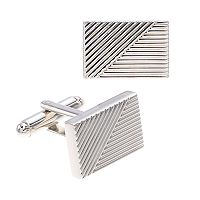 Men's Apt. 9® Line Detail Cuff Links