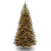 National Tree Company 6.5-ft. Clear Pre-Lit Aspen Spruce Artificial Christmas Tree