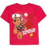 Boys 4-10 Jumping Beans® Paw Patrol Chase Jingle Tee
