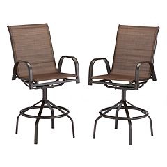 SONOMA Goods for Life™ Coronado Patio Dining Bar Stool 2-piece Set