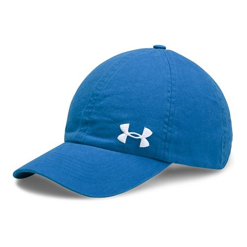 59e4084a Women's Under Armour Washed Adjustable Baseball Cap