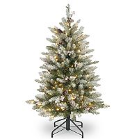 National Tree Company 4.5-ft. Pre-Lit Dunhill Fir Artificial Christmas Tree