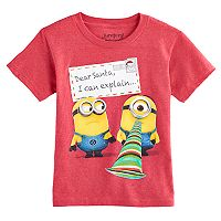 Boys 4-10 Jumping Beans® Despicable Me Minions