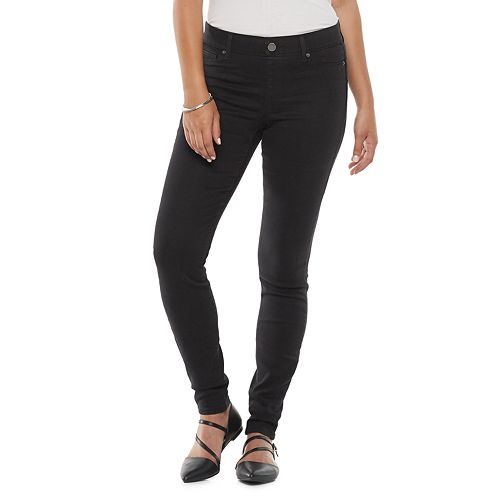 b30e2a4be7a5e Women's Juicy Couture Flaunt It Midrise Pull-On Jegging