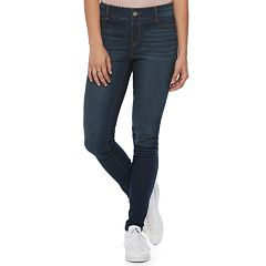 Women's Juicy Couture Flaunt It Midrise Pull-On Jegging