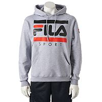 Men's FILA SPORT® Striped Pullover Hoodie