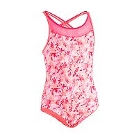 Girls 7-16 Under Armour Aqua Geo One-Piece Swimsuit