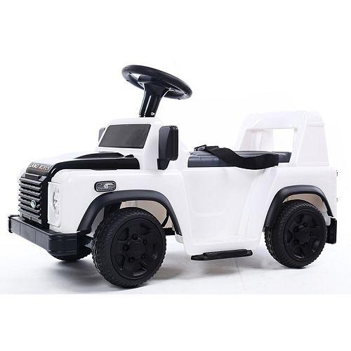 Blazin Wheels Land Rover Ride-On