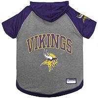 Minnesota Vikings Pet Hoodie