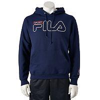 Men's FILA SPORT Logo Pullover Hoodie