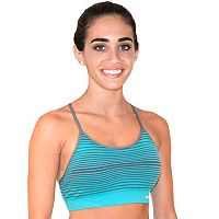 RBX Bra: Medium-Impact Seamless Sports Bra RBX 054