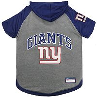 New York Giants Pet Hoodie