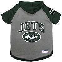 New York Jets Pet Hoodie
