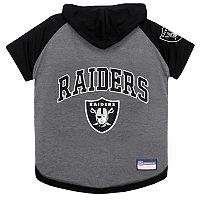 Oakland Raiders Pet Hoodie