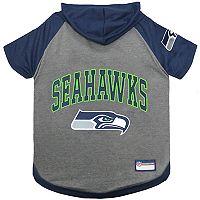 Seattle Seahawks Pet Hoodie