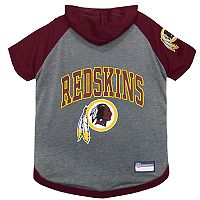 Washington Redskins Pet Hoodie