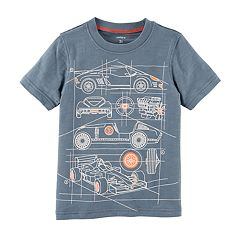 Toddler Boy Carter's Race Car Graphic Tee