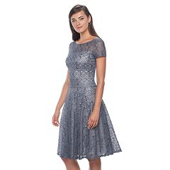 Women's Chaya Lace Fit & Flare Dress