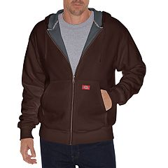 Men's Dickies Thermal Lined Fleece Hoodie