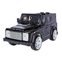 Blazin Wheels 1:4 Land Rover Defender Ride-On SUV