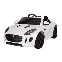 Blazin Wheels 1:4 Jaguar F-Type Ride-On Race Car