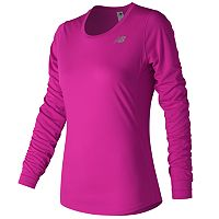 Women's New Balance Accelerate Long sleeves Top
