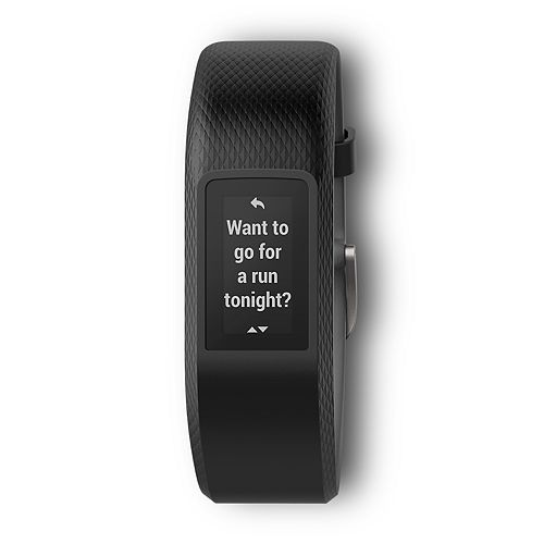 Garmin vívosport GPS Activity Tracker with Wrist-Based Heart Rate