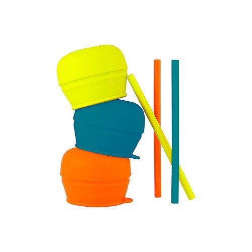 Boon Snug 3-pk. Straw Lids