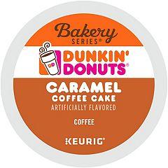 Keurig® K-Cup® Pod Dunkin' Donuts Bakery Series Caramel Coffee Cake - 16-pk.
