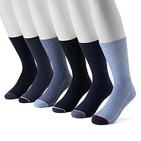 Men's Levi's® 6-pack Athletic Crew Socks