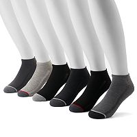 Men's Levi's® 6-pack Athletic Low-Cut Socks