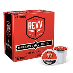 Keurig® K-Cup® Pod Revv No Surrender Dark Roast Coffee - 16-pk.