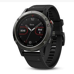 Garmin fēnix 5 Sapphire Premium Multisport GPS Smartwatch