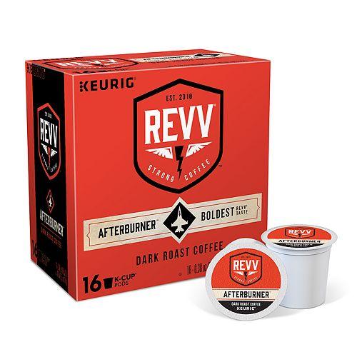 Keurig® K-Cup® Pod Revv Afterburner Dark Roast Coffee - 16-pk.