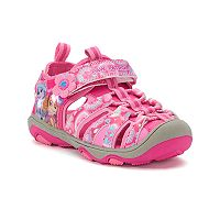 Paw Patrol Skye & Everest Toddler Girls' Light Up Sandals