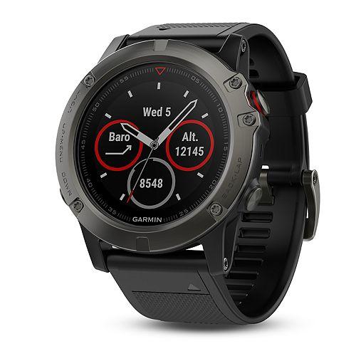 Garmin fēnix 5X Sapphire Premium Multisport GPS Smartwatch