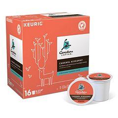 Keurig® K-Cup® Pod Caribou Coffee Caramel Hideaway - 16-pk.