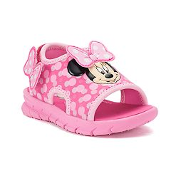 Disney's Minnie Mouse Toddler Girls' Sandals