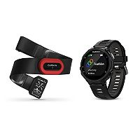 Garmin Forerunner 735XT GPS Running Watch Run Bundle