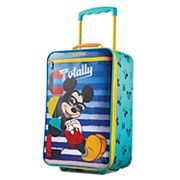 Disney Mickey Mouse 18-Inch Wheeled Luggage