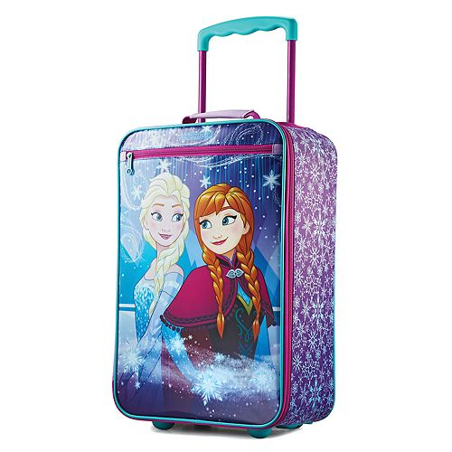 Disney Frozen 18-Inch Wheeled Luggage by American Tourister