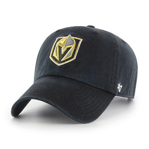 Adult '47 Brand Vegas Golden Knights Clean Up Adjustable Cap